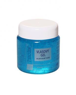 Hessler Styling Hair Gel 500ml - gél veľmi silno tužiaci