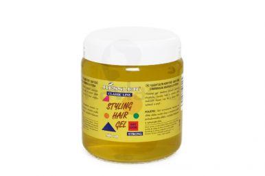 Hessler Styling  Hair Gel Wet Look 500ml - Gél pre mokrý efekt
