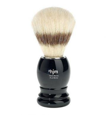 HJM 41P26 Black - Štětka na holení