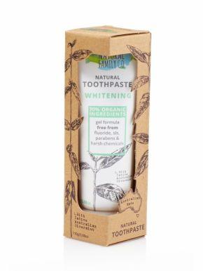 Jack n' Jill Natural Toothpaste Whitening 110g - Prírodná bieliaca zubná pasta