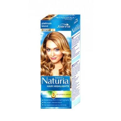Joanna Naturia Blond melír - super platinová blond 4005