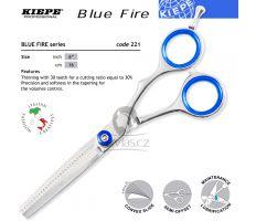 """Kiepe Blue Fire Series Profi Efilační kadeřnické nůžky 221/6"""""""