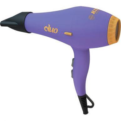 Kiepe Duo - Profesionálny fén na vlasy fialový