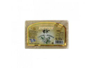 Knossos Olivové mýdlo - jasmín 100g