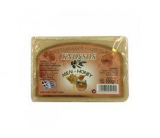 Knossos Olivové mýdlo - med 100g