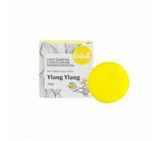 Kvítok Tuhý Šampón s Rastlinným Kondicionérom 25g - Ylang Ylang exp.07/21