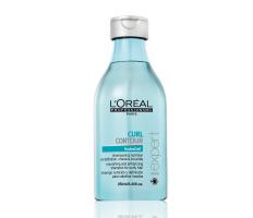 Loréal Professionnel Curl Contour Shampoo 250ml - Šampon pro výživu kudrnatých vlasů
