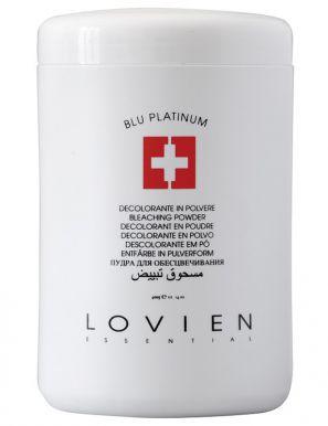 Lovien Essential Blu Platinum 400g - Bezprašný melírovací prášok