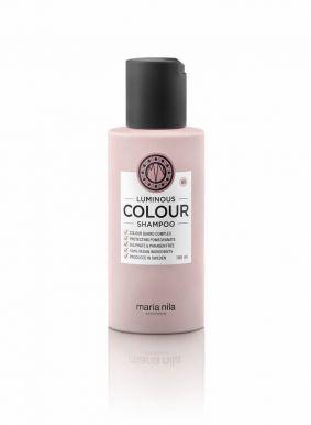Maria Nila Luminous Colour Shampoo 100ml - Rozjasňujúci šampón na farbené vlasy