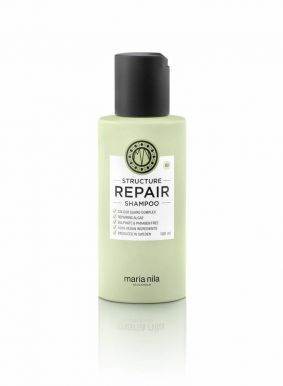 Maria Nila Structure Repair Shampoo 100ml - Šampón na suché a poškodené vlasy