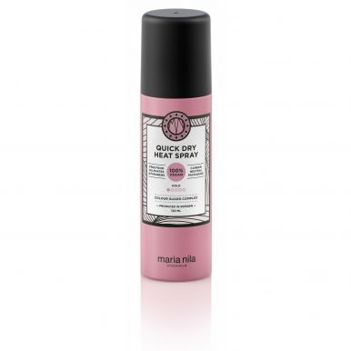 Maria Nila Style & Finish Quick Dry Heat Spray 150ml - Termoochranný sprej