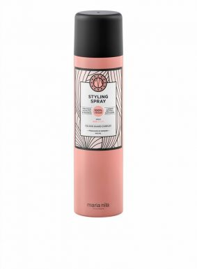 Maria Nila Style & Finish Styling Spray 400ml - Lak na vlasy s ľahkou fixáciou