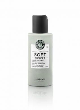 Maria Nila True Soft Shampoo 100ml - Hydratačný šampón na suché vlasy