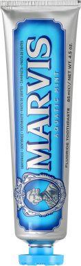 Marvis Aquatic Mint 85ml - Zubná pasta s jemne chladivou chuťou