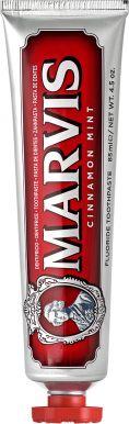 Marvis Cinnamon Mint 85ml - Zubná pasta škorica mäta