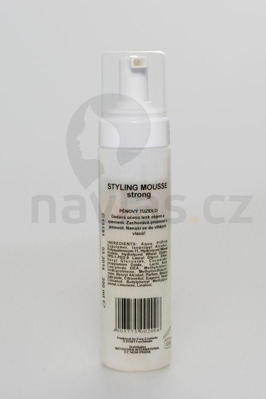 Matuschka Styling Mousse Strong 200ml - Penové tvarovacie tužidlo ... 4a0231989f7