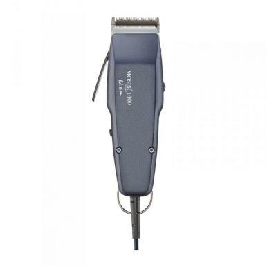 Moser Edition 1400-0053 Modrý - Profesionálny strojček na vlasy