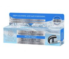 Natura Siberica - Přírodní zubní pasta Polární noc 100g