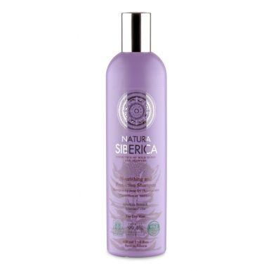 Natura Siberica - Šampón výživa a ochrana pre suché vlasy 400ml
