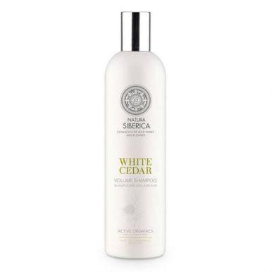 Natura Siberica White Cedar Volume Shampoo 400ml - Objemový šampón