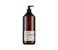 Niamh Be Pure Detox Shampoo 1000ml - Šampón pre normálne a mastiace sa vlasy