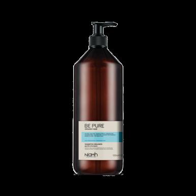 Niamh Be Pure Gentle Shampoo 1000ml - Šampón pre každodenné umývanie