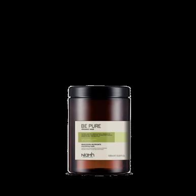 Niamh Be Pure Nourishing Mask 1000ml - Výživná maska pre jemné a slabé vlasy
