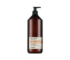 Niamh Be Pure Restore Shampoo 1000ml - Obnovující šampon pro poškozené vlasy