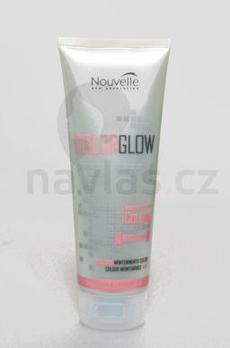 Nouvelle Color Glow Maintenance Mask 250ml - Ošetrujúca maska pre farbené vlasy