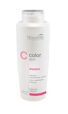 Nouvelle Color Glow True Blonde shampoo 200ml - šampón pre blond vlasy