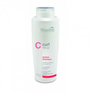 Nouvelle Curl Me Up Protein Shampoo 250ml - Proteinový šampon