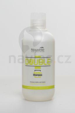 Nouvelle Double Effect Nutritive Shampoo 250ml - Pečující šampon s keratinem