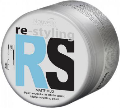 Nouvelle Re Styling Matte Mud 100ml - Modelovacie zmatňujúci pasta