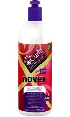 Novex My Curls Leave-in Conditioner Intense 500ml - Neoplachová starostlivosť pre kučeravé vlasy