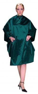 Olivia Garden Charm CapeTeal - Kadernícka pláštenka zelená