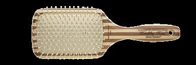 Olivia Garden Healthy Hair Ionic Padle Brush P7 - Kefa na vlasy