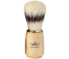 Omega Štetka na holenie - z palisandrového dreva s jazvečími štetinami