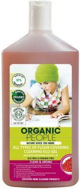 Organic People All Types Floor Cleaning Eco Gel 500ml - Čistiaci gél na všetky typy podláh