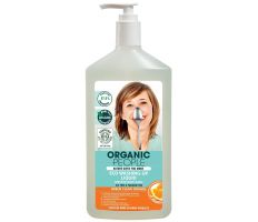 Organic People Eco Washing-up Liquid 500ml - Umývací prostriedok pomaranč
