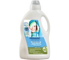 Organic People Wool and Silk Laundry Eco Gel 1500ml - Ekologický prací gél
