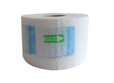 Papierový krepový golier 1 kotúč (100 útržkov)
