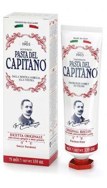 Pasta del Capitano Original Recipe 75ml - Prémiová zubná pasta s receptúrou z roku 1905