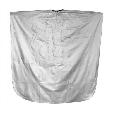 Farbiaca pláštenka PVC - strieborná CV1801S
