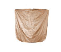Pláštěnka barvící PVC - zlatá CV1801G