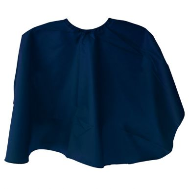 Pláštenka česacia krátka - modrá
