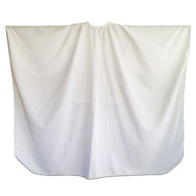 Pláštenka strihaciu Matrix - biela