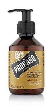 Proraso Wood and Spice Cleanser 200ml - Šampón na bradu