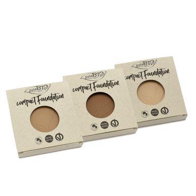 PuroBio Kompaktný make-up 9g - náplň
