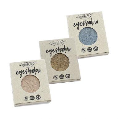 PuroBio Minerálne očné tiene 2,5g - náplň