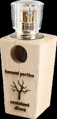 RaE Luxusný tekutý parfém Santalové drevo - Dub 30ml